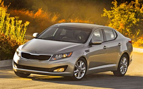 Where Is Kia Built U S Built Kia Optima Rolls Plant