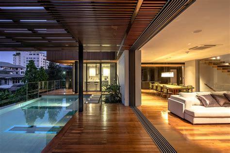 moderne home thailllande thai style house plans modern