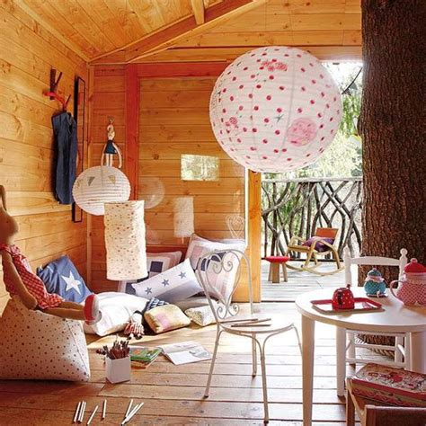 tree decor for home fabulous kids treehouse design beautifully integrated into