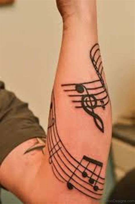 simple music tattoo designs 92 tattoos