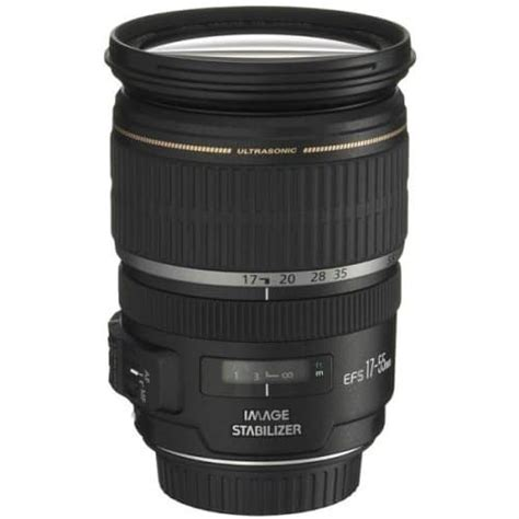 Best Standard Zoom Lens for Canon Crop Sensor: Canon EF S
