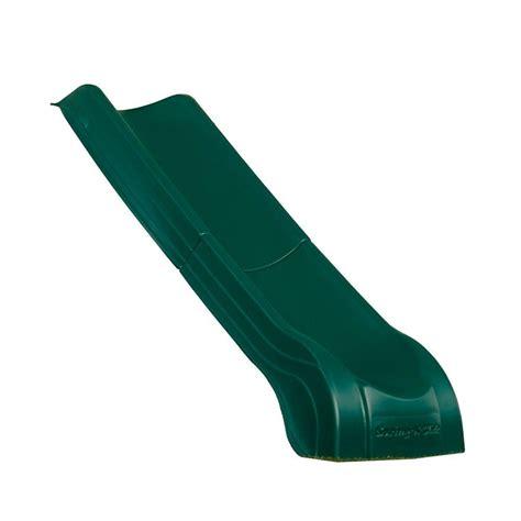 action 4 piece swing set with slide swing n slide playsets green turbo tube slide ne 4405 t
