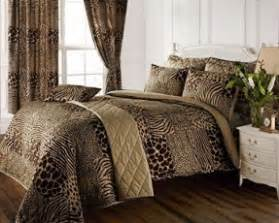 King Size Bed Sets With Matching Curtains Animal Print Bedding King Size Foter