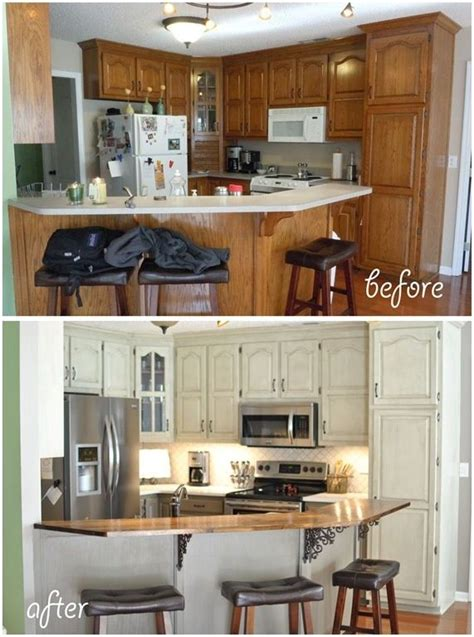before after kitchen cabinets 13 best images about before and after kitchens on