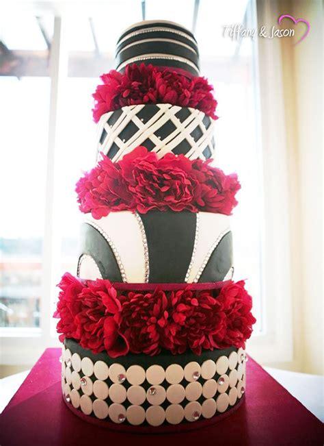 Wedding Cake Erie Pa by Black White Wedding Cake By Erie Pa Wedding Cake Cake