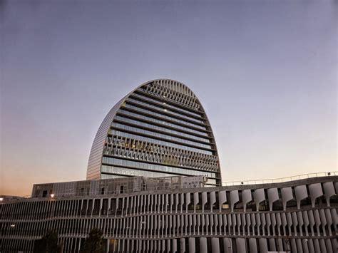bbva oficina central la nueva sede del bbva