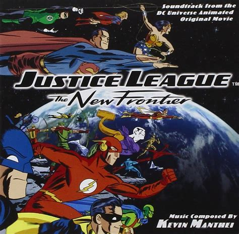 justice league new frontier film justice league the new frontier soundtrack from the dc