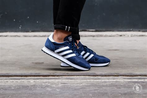 Adidas Sneakers Op Navy White adidas collegiate navy footwear white clear granite