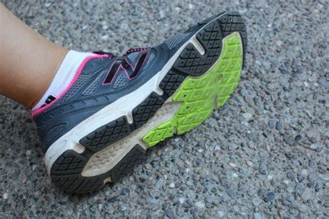 bad running shoes dig for your dinner