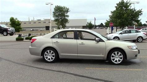 2009 Lincoln Mkz by 2009 Lincoln Mkz Awd