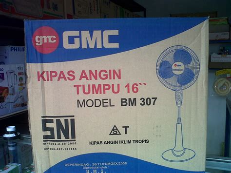 Kipas Emergency Quantum Gmc Karya Remaja