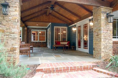rear porch tiled back porch for the home pinterest