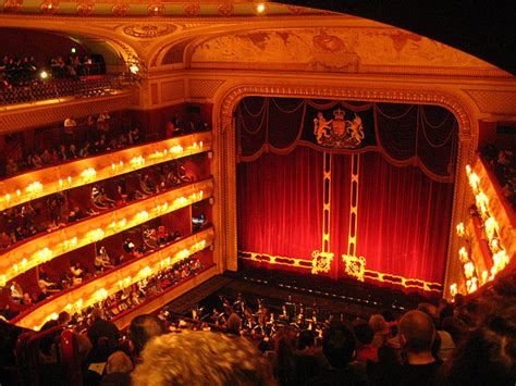 royal opera house practical information photos and