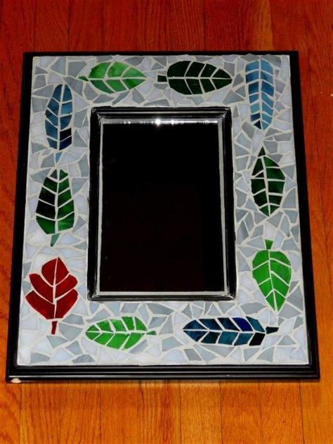 Mirror Paper Craft - craft ideas for seeing mirror diy and crafts