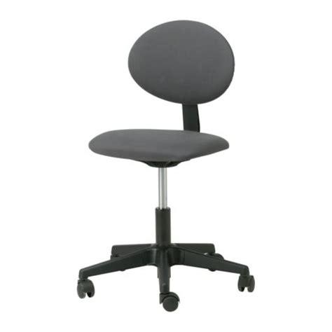 ikea swivel office desk chair chairs seat new cheap ebay