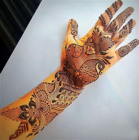 40 beautiful khafif mehndi designs images sheideas