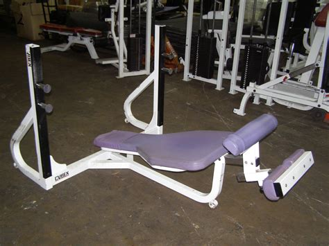 cybex bench press benches
