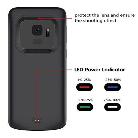 Power Bank Samsung S9 Samsung Galaxy S9 Battery Fugousell 4700mah Rechargeable Extended Battery Backup Charger