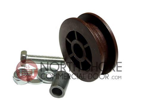 genie garage door openers drive genie 36605a s garage door opener belt drive pulley assembly