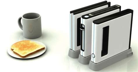 Space Saving Toaster 10 New Futuristic And Friendly Home Inventions For The