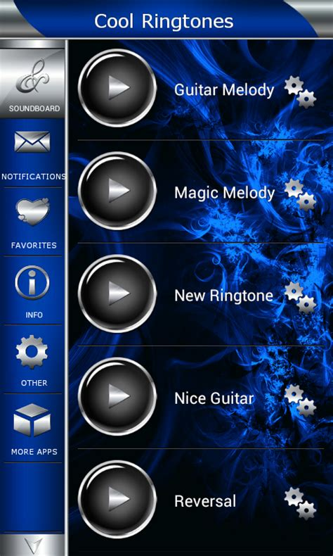 free ringtone downloads for android cell phones new cool ringtones free android app android freeware