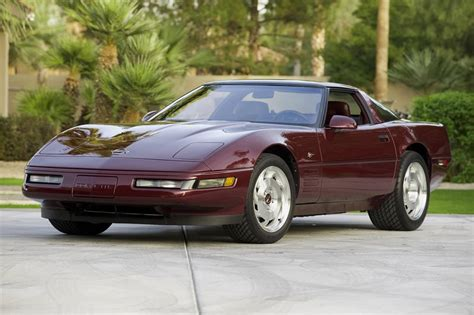 1993 chevrolet corvette c4 zr 1 owners manual 1993 chevrolet corvette zr 1 coupe 71176
