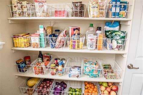 pantry organization pantry organization made simple morganize with me