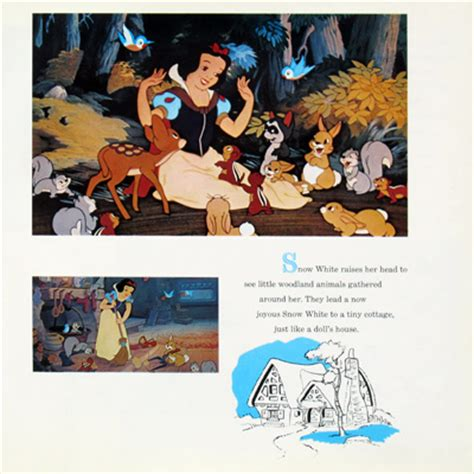 St Snow White disneylandrecords snow white and the seven dwarfs