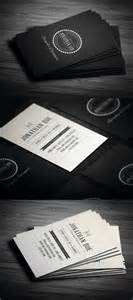 business card design black and white black and white business card designs 35 designs