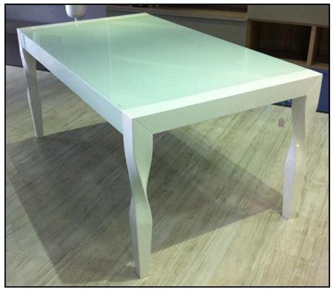 tavolo bianco lucido tavolo allung bianco lucido tavoli a prezzi scontati