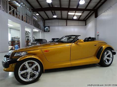 2002 chrysler prowler convertible daniel schmitt company