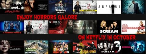 12 best horror movies on netflix image gallery netflix scary movies