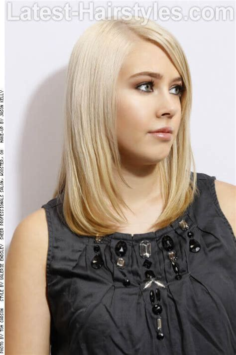face frame haircuts shoulder length 20 of the hottest medium hairstyles to try this spring