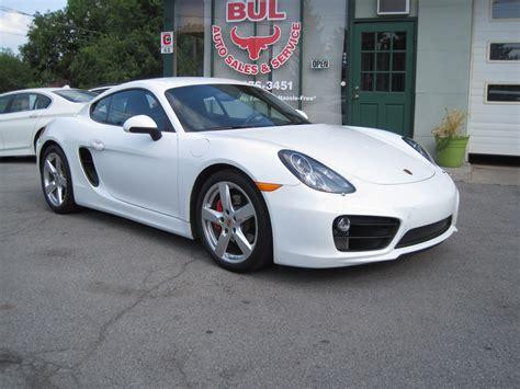 Porsche Cayman S Sport For Sale by 2014 Porsche Cayman S Sport Chrono Pkg W Pcm Navigation