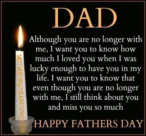 happy father s day quote for dads who are no longer here pictures photos and images for