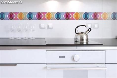 cenefa de cocina cenefa decorativa para cocina
