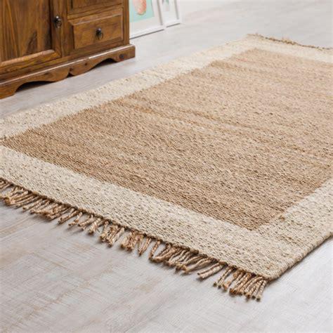 jute rug with border border jute rug myakka co uk