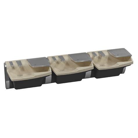 bradley sink with dryer bradley av90 advocate soap sink and dryer all in one br av90