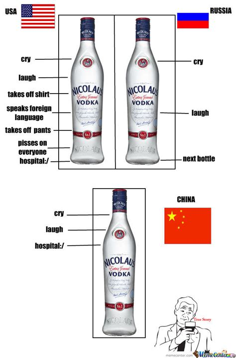 Vodka Meme - vodka by jm23 meme center