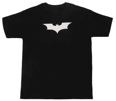 Tshirt Batman White batman white logo t shirt batman tv store