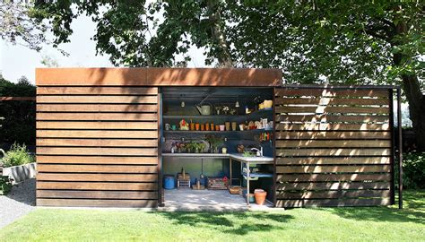 shed architecture design seattle architects shed and