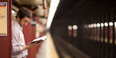 picture of a reading a book 10 words every book lover should huffpost