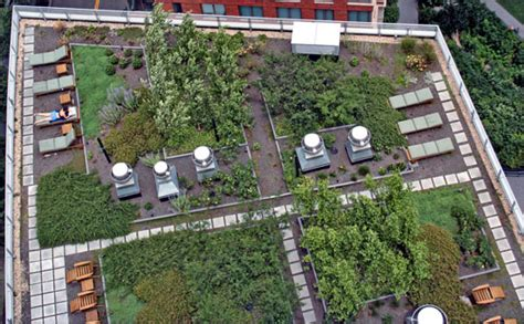 Three Sons Garden City by New York City Benefits Of Green Roofing Nyc Green Roofing Systems