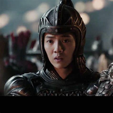 film terbaru luhan ex exo 77 best luhan quot the great wall quot images on pinterest