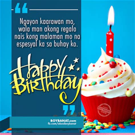 thank you letter for taglish happy birthday quotes and heartfelt birthday messages