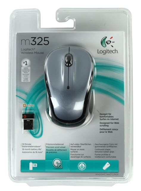 Logitech M325 Wireless Mouse Original Dusty logitech m325 wireless mouse 3 year end 5 14 2018 1 15 pm