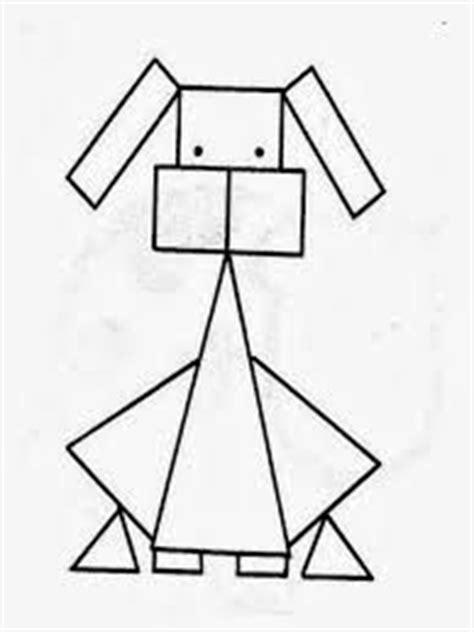 figuras geometricas triangulo dibujo con figuras geometricas triangulos buscar con