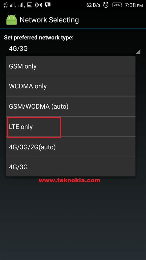 howto share mobile broadband in ubuntu using only the gui how to lock lte only mode on android smartphone teknokia
