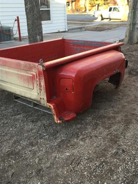 73 87 chevy truck bed for sale 73 87 chevy shortbed stepside bed ptci classifieds