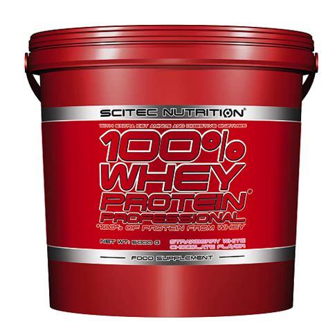 protein 5kg 100 whey protein 5kg od scitec nutrition na sajtu